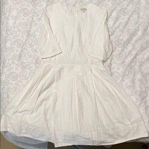 Gap Eyelet Lace Dress